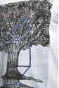 T-SHIRT IN JERSEY DI COTONE BIG TREE Bianco