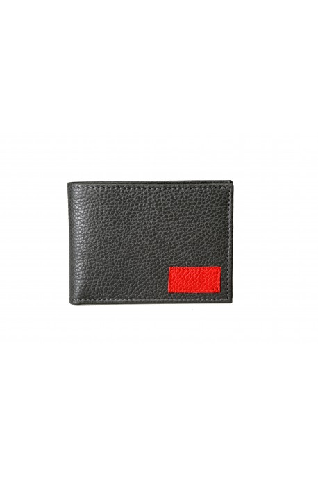 LEATHER CLASSIC WALLET Gray