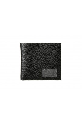 LEATHER CLASSIC WALLET Black