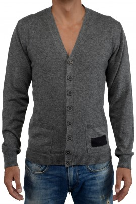 CARDIGAN IN PURO CASHMERE ULTRASOFT