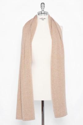Fine cashmere shawl dressing