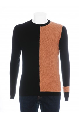 Pure Cashmere Round neck sweater